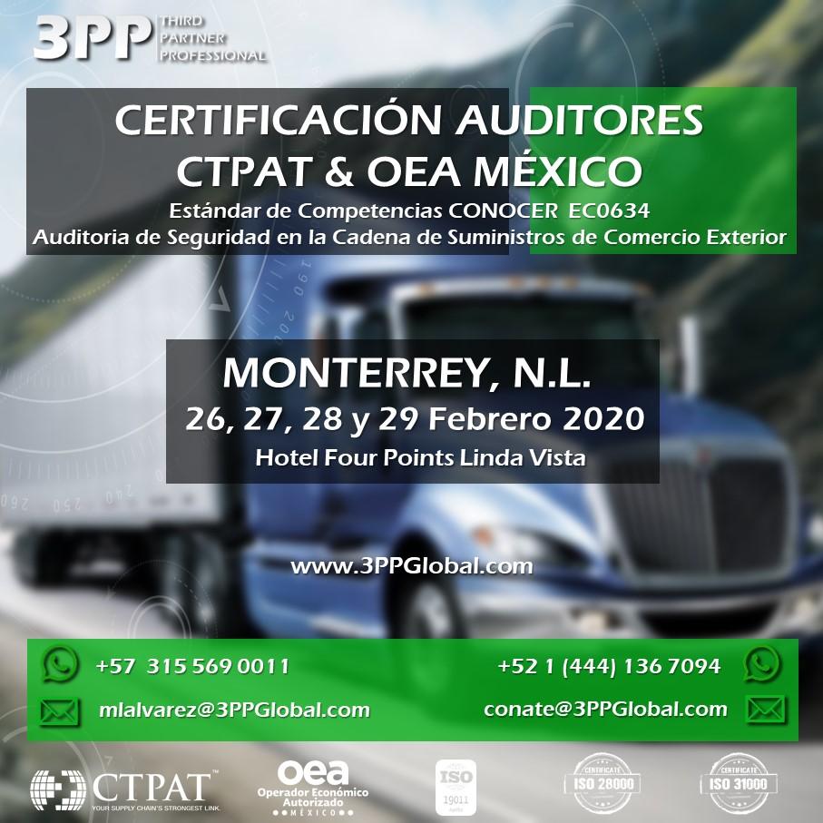 CTPAT OEA