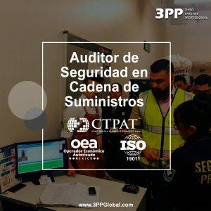 Auditor CTPAT OEA
